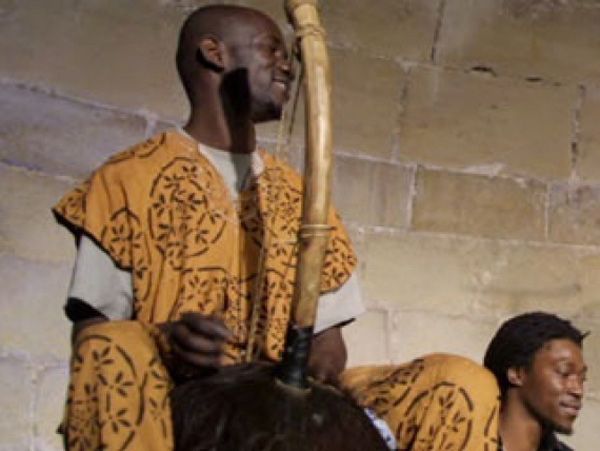 Aboubacar Sylla Project – Música Infrecuente