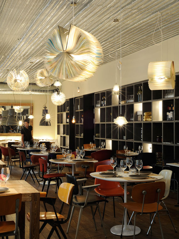 Bar tomate, ambiente cool en Madrid