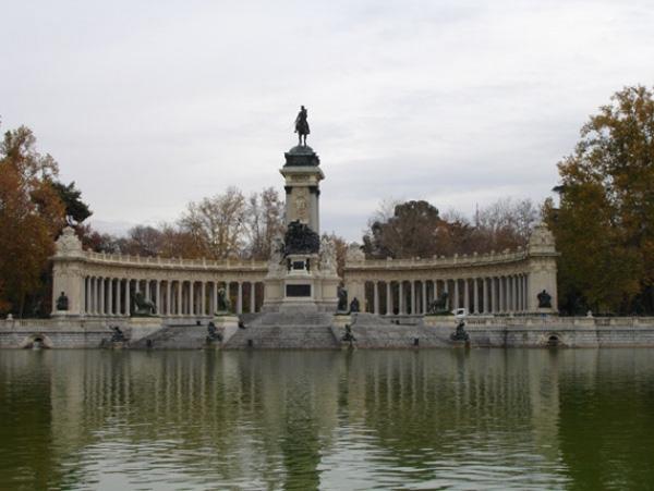Llega el frente de frío a Madrid