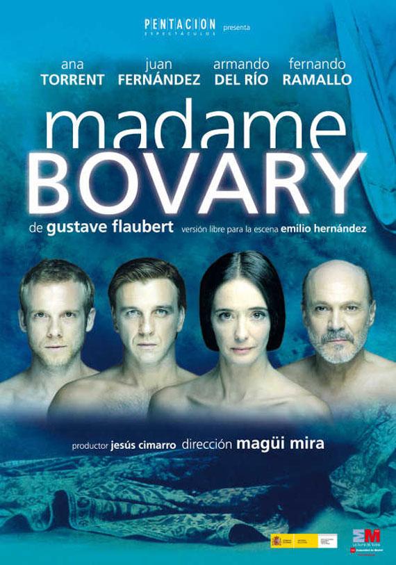 Madame Bovary en el Teatro Bellas Artes