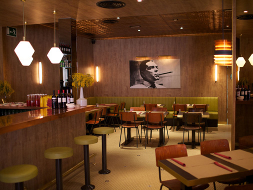 Nuevo Home Burger Bar en Madrid