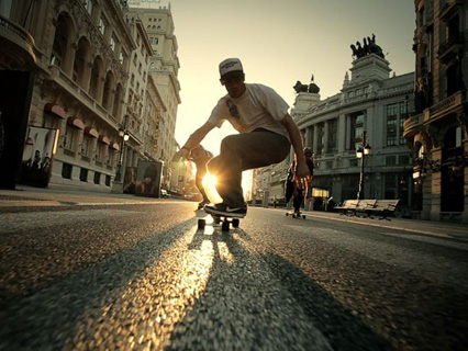 Surfing Madrid