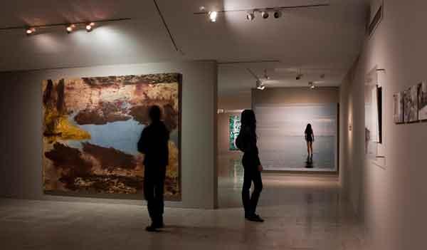 Cómplices del arte en la Fundación Canal