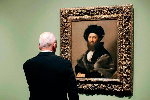 El último Rafael en el Museo del Prado
