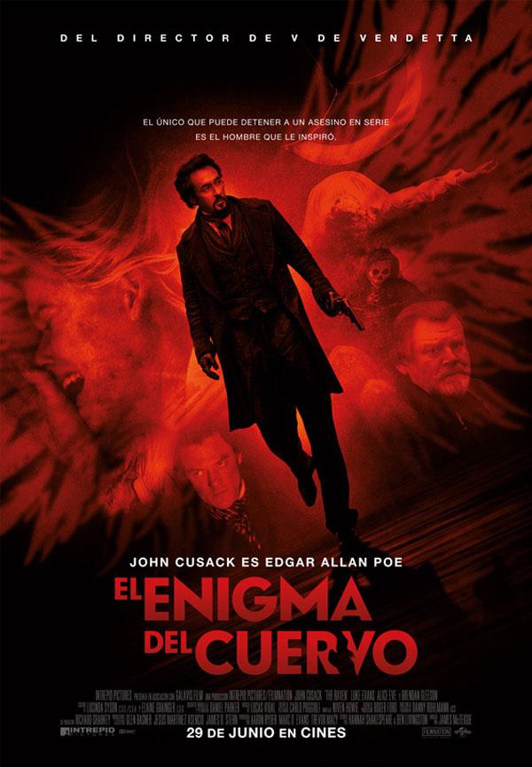 El enigma del cuervo. Casi un buen thriller gótico