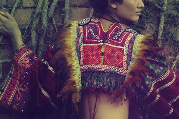 Belleza azteca