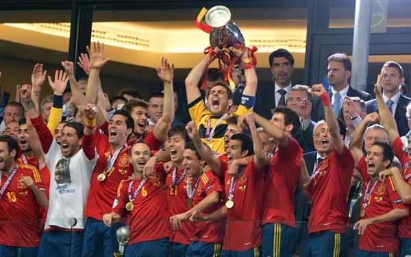 ¡El recorrido de La Roja… en Madrid!