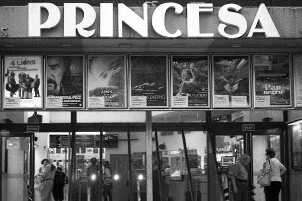 5 formas diferentes de ir al cine en Madrid