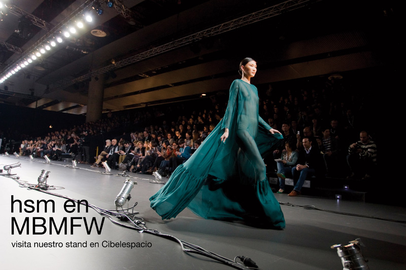 HSM en Mercedes Benz Madrid Fashion Week