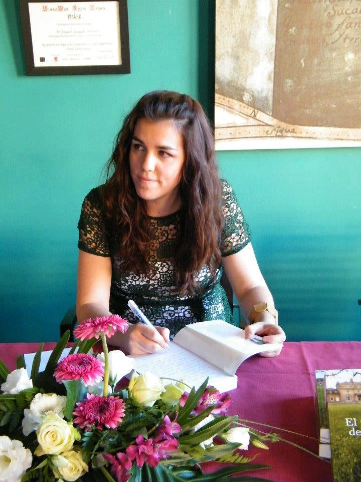 Novela romántica: El Misterio del cálamo
