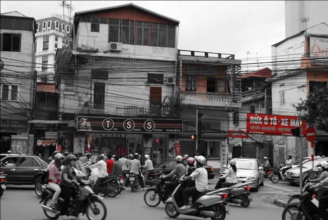 De Madrid a Vietnam a través de la mirada de Eulàlia