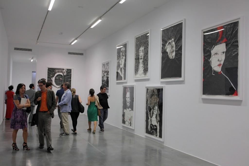 El arte contemporáneo protagonista en APERTURA 2012