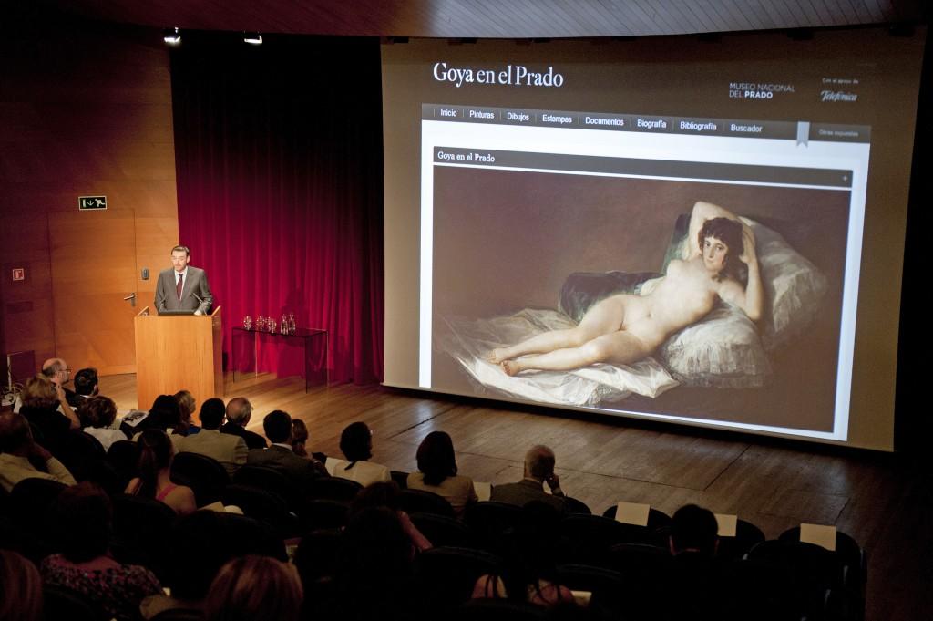 El Museo del Prado lanza el sitio web Goya en el Prado