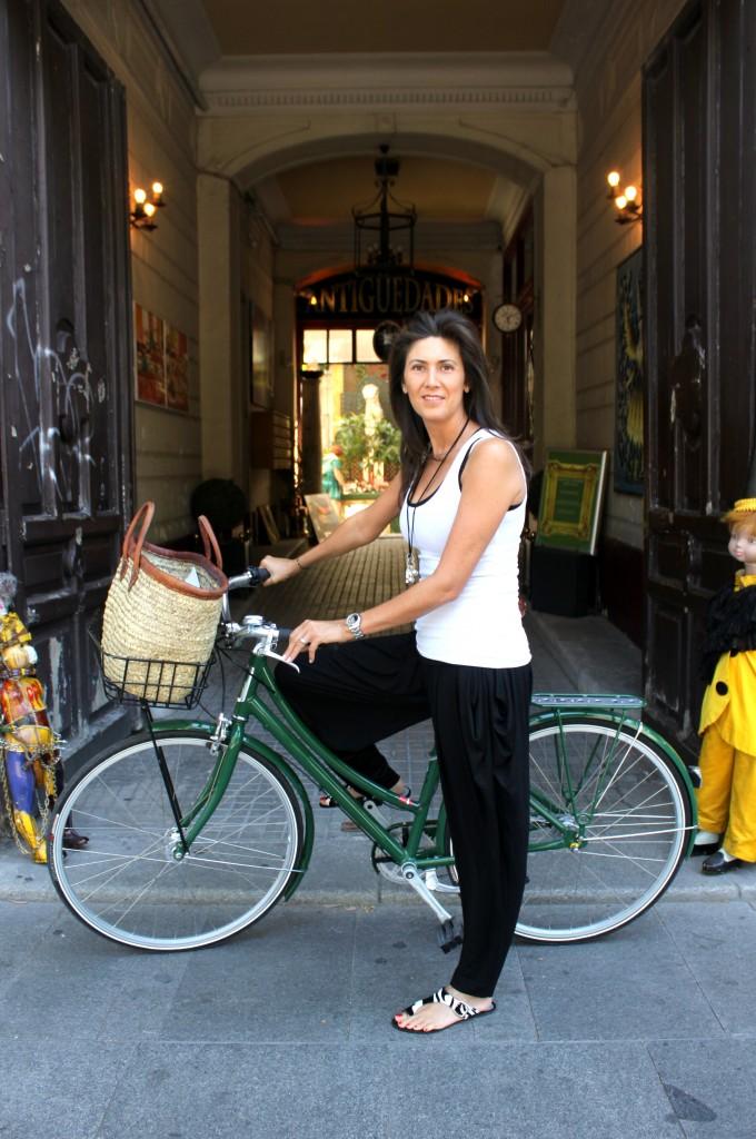 Streetstyle Hunter: A la moda, también sobre ruedas