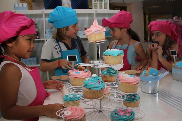 Villa principessa un nuevo concepto de fiestas infantiles - Talleres de cocina infantil ...
