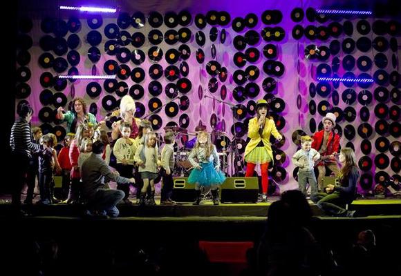 Obras infantiles en el Teatro Lara