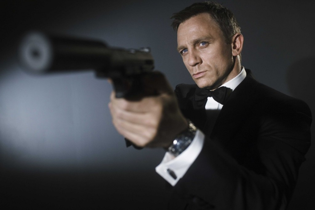 El álbum Best of Bond… James Bond celebra el 50 aniversario del agente 007