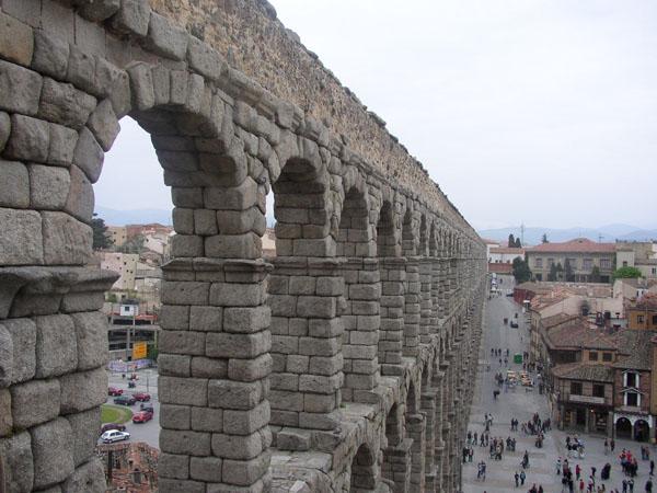 Este puente, de escapada a Segovia
