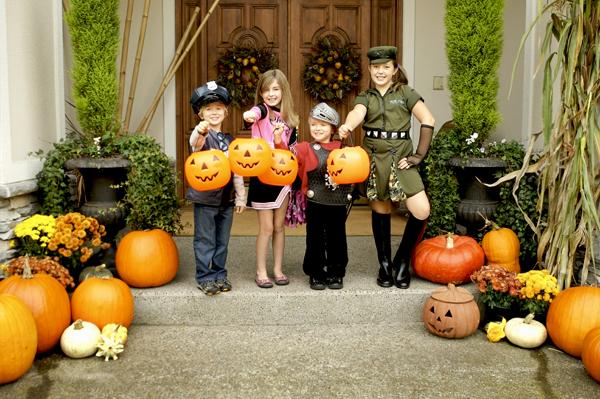Un Halloween terroríficamente divertido para los peques de la casa