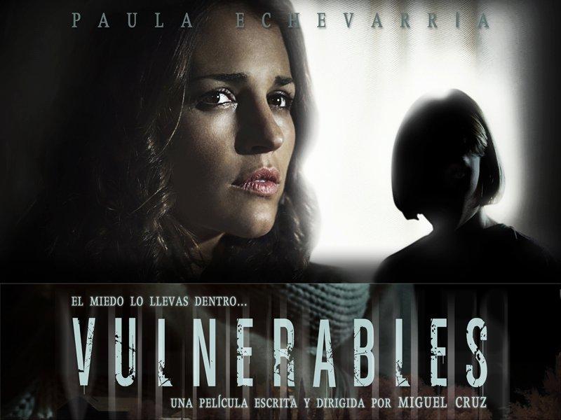 Paula Echevarría, protagoniza Vulnerables