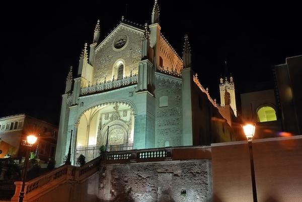 La historia arquitectónica de Madrid a través de sus edificios más antiguos