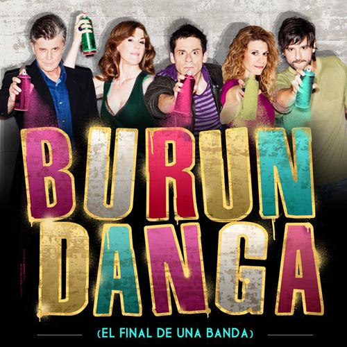 Burundanga, el final de una banda en Teatro Lara