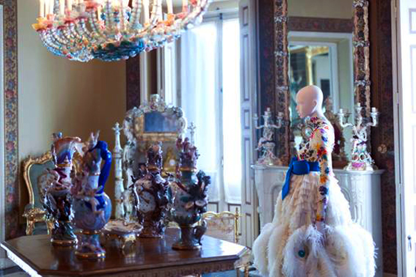 El Museo Cerralbo nos invita a soñar a traves de la moda