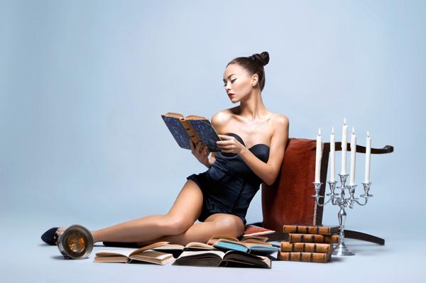 Un otoño caliente con los nuevos títulos de novela erótica
