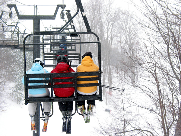 Madrid prepara ya su temporada de esqui