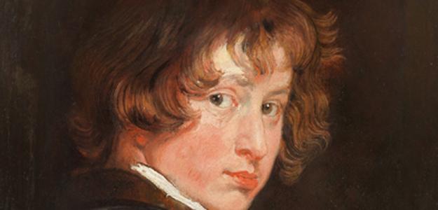 La obra del jóven Van Dyck en el Prado