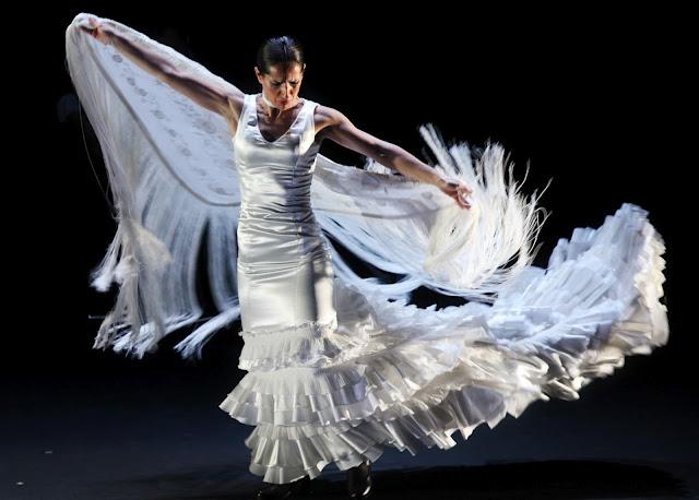 La bailaora Mercedes Ruiz llega con un espectáculo rompedor tras su éxito en China