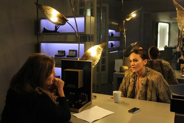 ¿Quieres ver el making-of de la portada con Laura Ponte?