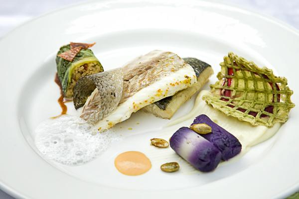Platos de diseño,la creatividad gastronómica de la capital