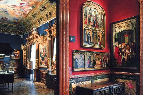 Ya es Navidad en el Museo Lázaro Galdiano