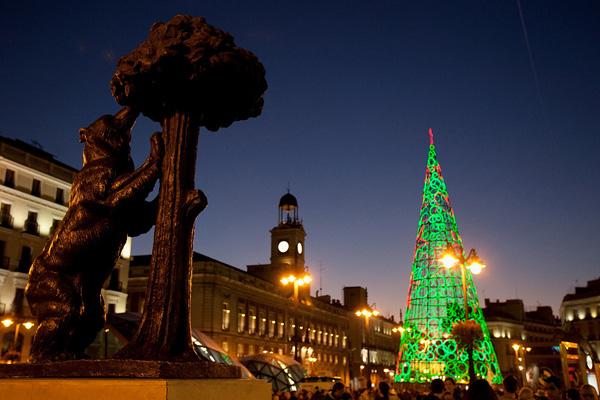 Pasa unas navidades cien por cien activas en Madrid