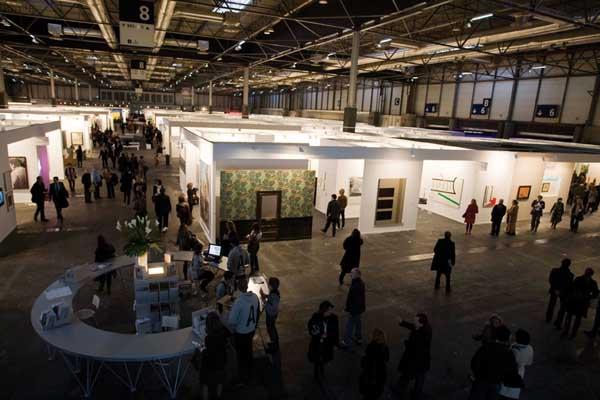 ARCOmadrid 2013 convierte a Madrid un punto de encuentro imprescindible para el arte contemporáneo