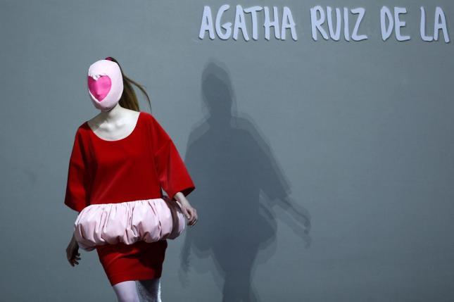 Miércoles de pasarela Cibeles: Agatha, David Delfin, Juanjo Oliva…
