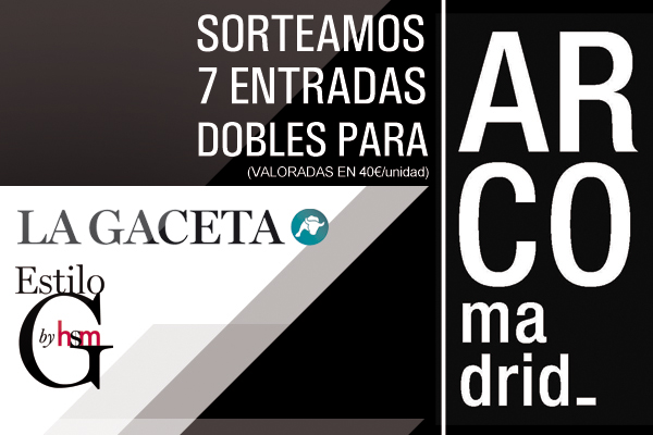 ¿Quieres ir a ARCO Madrid 2013?