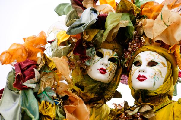 Regresa el baile de máscaras de Círculo de Bellas Artes