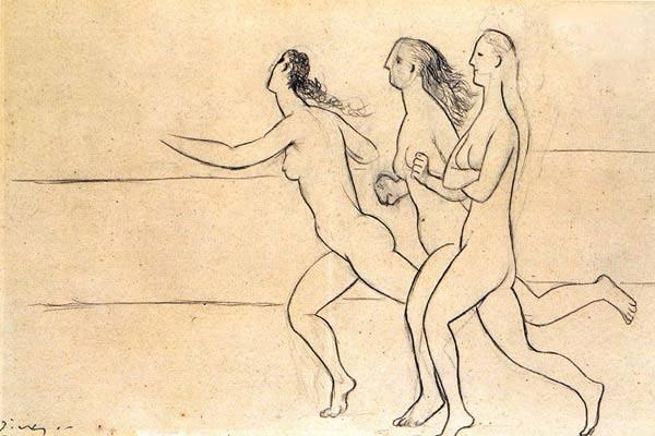 Una retrospectiva al arte picassiano en la galería Leandro Navarro