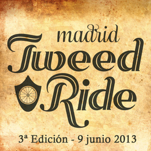 Tweed Ride Madrid realiza su tercera edición en junio. ¡Apúntate!