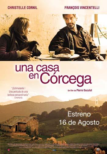 ¡Acude al cine gratis! Consigue entradas para Una casa en Córcega