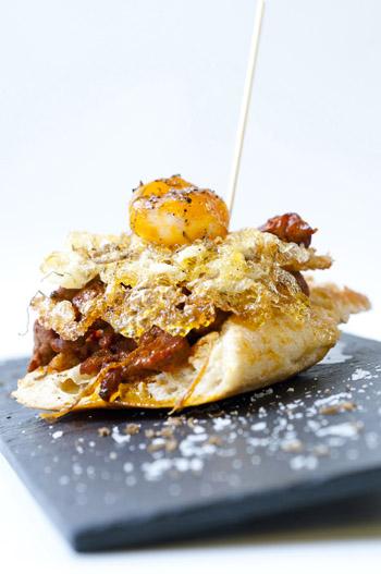 El restaurante Ponzano ofrece nuevas propuestas culinarias