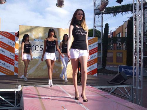 ¡Saca el modelo que llevas dentro y participa en el casting TresAguas Ciudad de la Moda