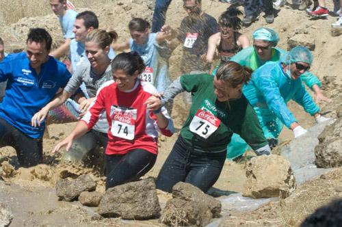 Apúntate a la carrera más divertida del año: La Gran Evasión de Colmenar