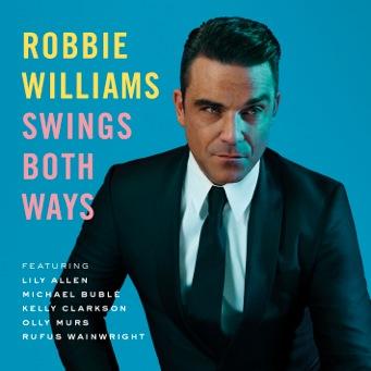 Robbie Williams lanza un nuevo álbum de swing