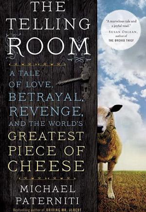 El queso español Páramo de Guzman es la estrella de una novela americana
