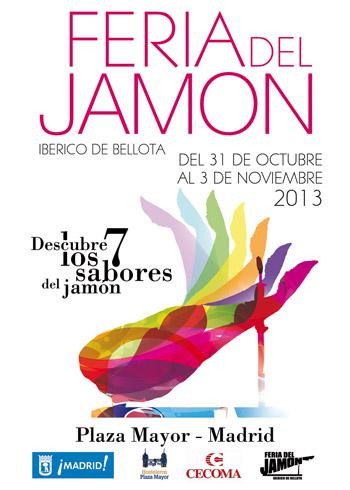 Saborea el jamón ibérico de bellota es la Feria del Jamón