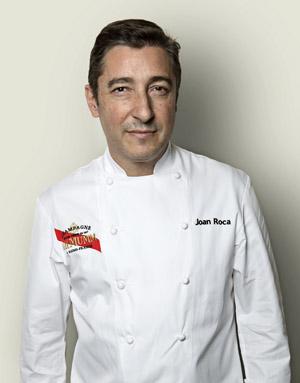 La Maison G.H.Mumm reúne por primera vez a tres chefs del Top Five mundial