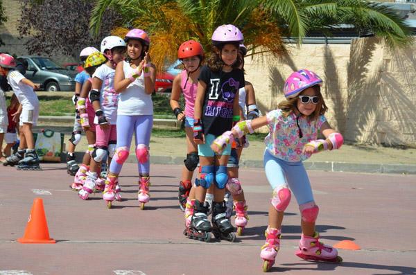 Si quieres que tus hijos patinen…